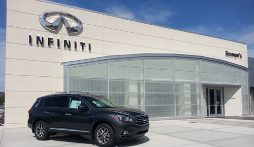 Berman's Infiniti of Merrillville, IN